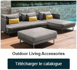 Catalogue mobilier outdoor talenti